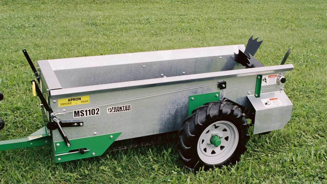 MS11G Series Small Manure Spreaders