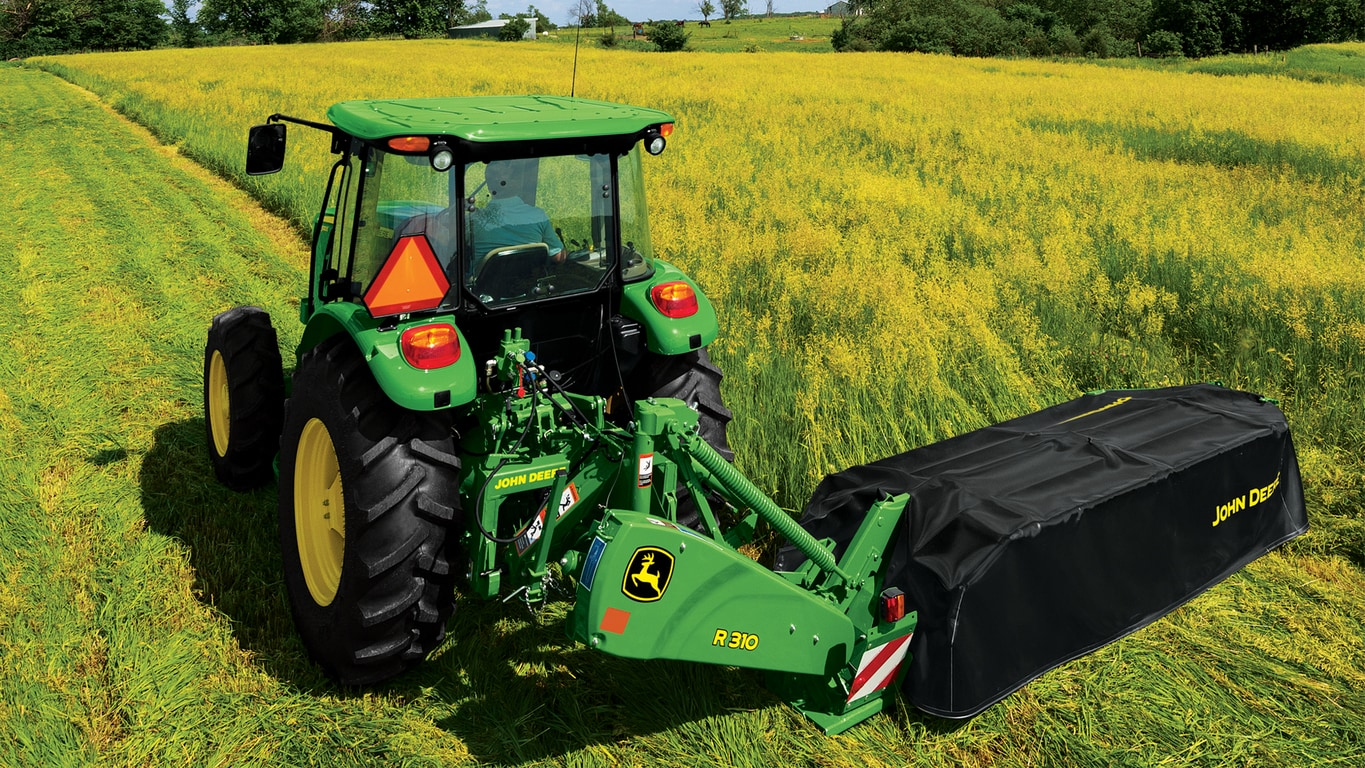 R310 Disc Mower