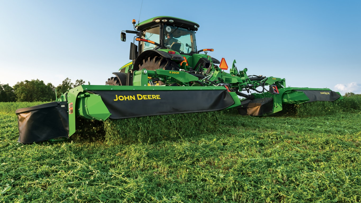 R950R Rear Mount Mower-Conditioner