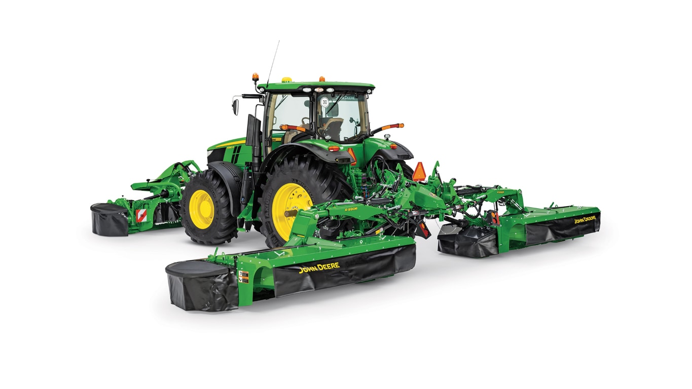R990R Rear Mount Mower-Conditioner