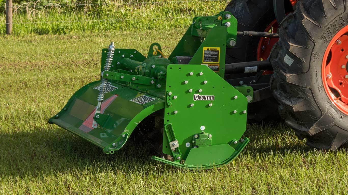 RT12 Series Rotary Tillers