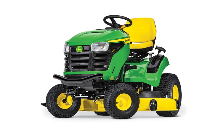 S140 Lawn Tractor