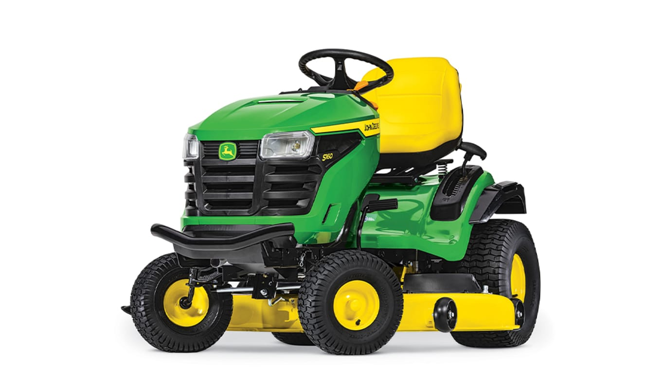 S160 Lawn Tractor