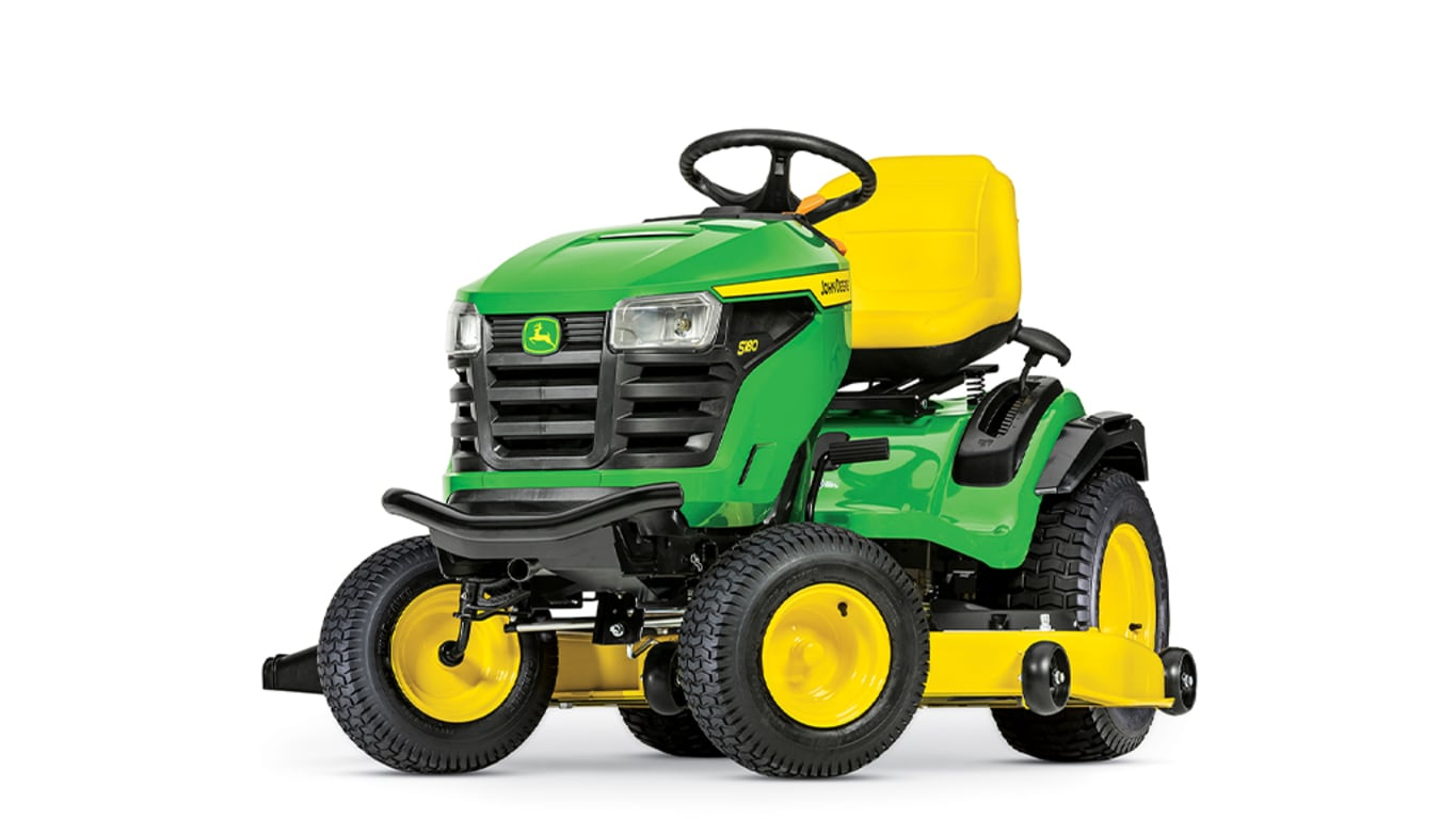 S180 Lawn Tractor