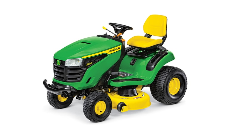 S220 Lawn Tractor with 42-in. Deck
