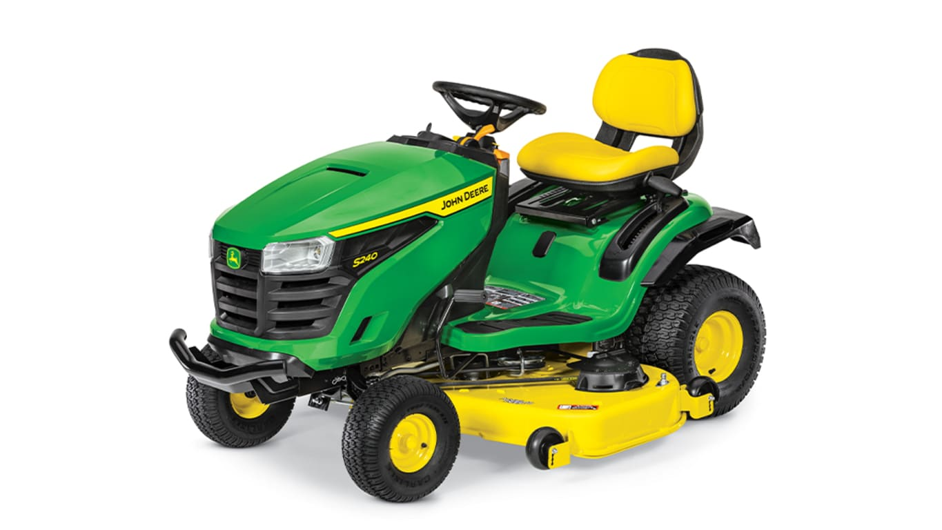 S240 Lawn Tractor with 48-in. Deck