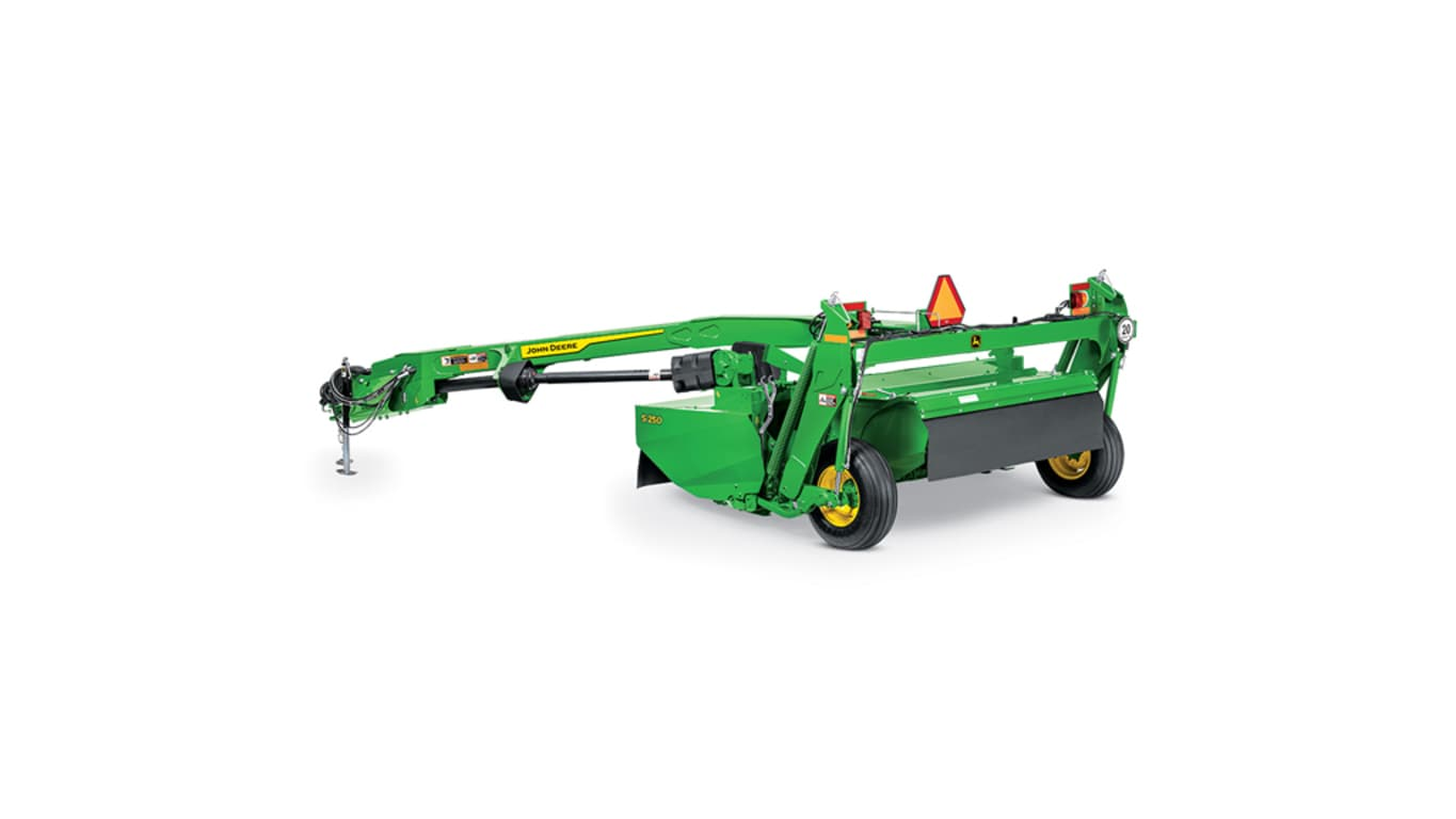 S250 Mower-Conditioner