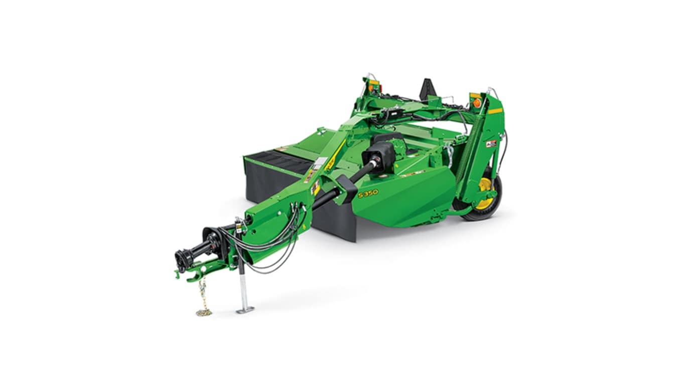 S350 Mower-Conditioner