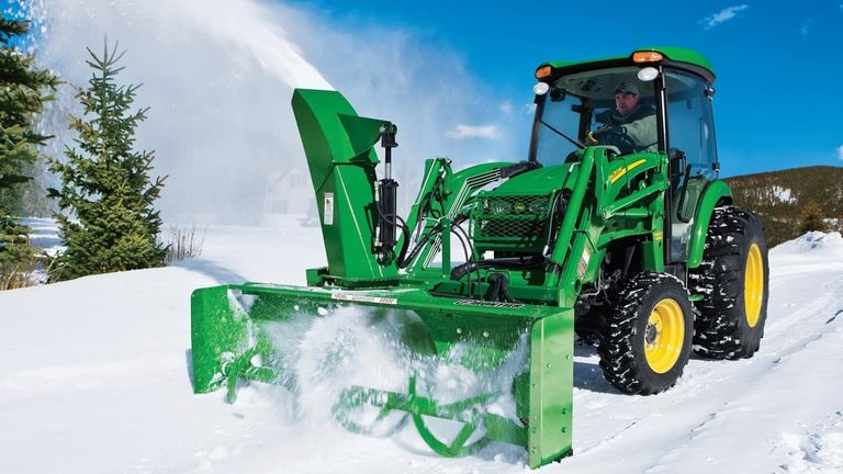 SB21 Series Snowblowers