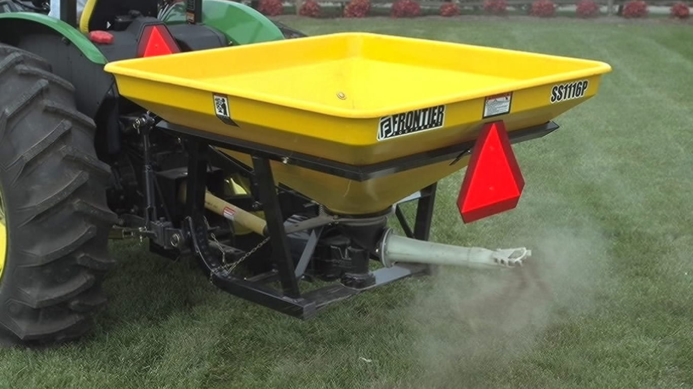 SS11P Series Pendular Spreaders
