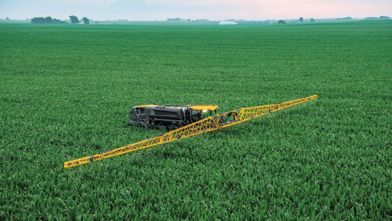 Agricultural Machinery Parts Wheel Gear : Sts hagie™ self propelled sprayer new sprayers