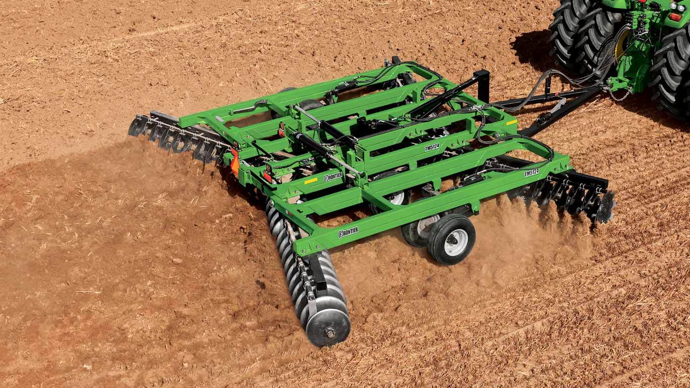 TM51 Series Tandem Disk Harrows