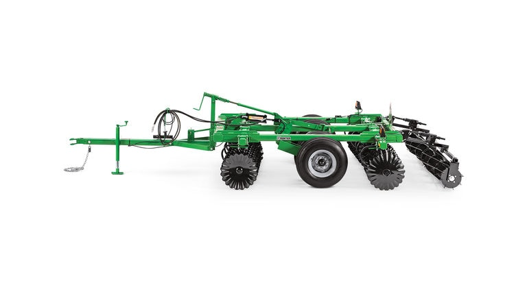 VT17 Series Vertical Tillage Tools