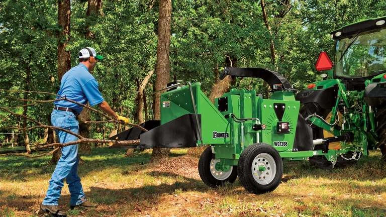 WC12 Series  Wood Chippers