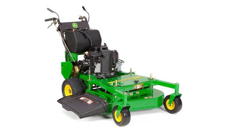 WG48A Commercial Walk-Behind Mower, California Approved