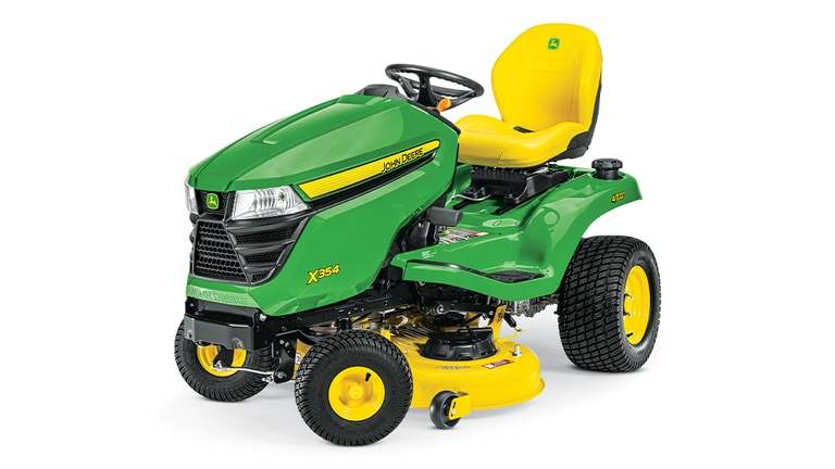 X354 Lawn Tractor with 42-in.Deck