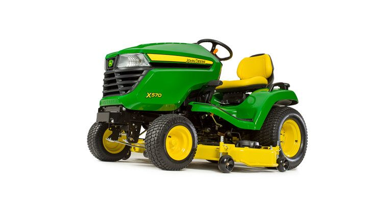 X570  Lawn Tractor with 54-in.Deck