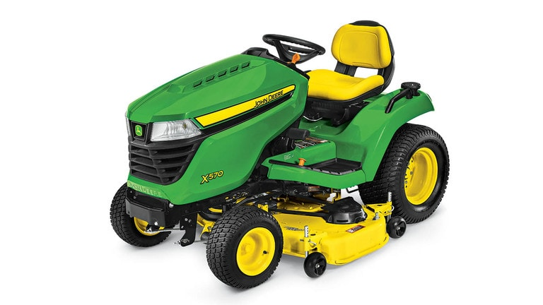 X570 Lawn Tractor with 48-in. Deck