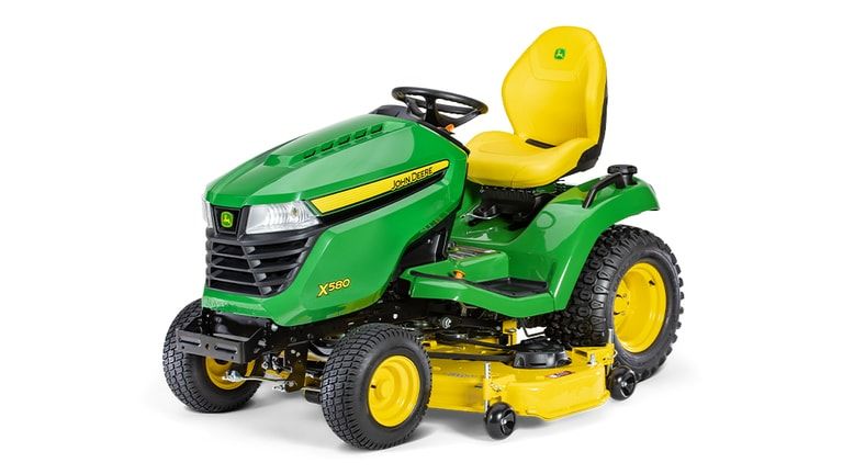 X580 Lawn Tractor with 54-in. Deck