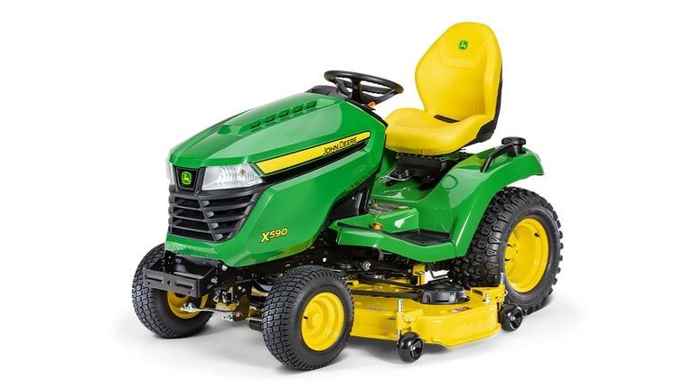 X590 Lawn Tractor with 54-in. Deck
