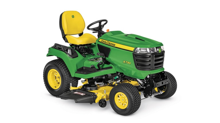 X730 Signature Series Lawn Tractor