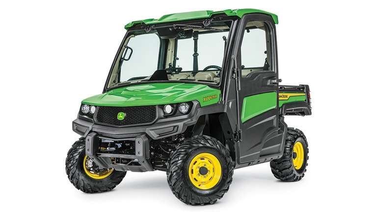 XUV835R Power Steering Crossover Utility Vehicle