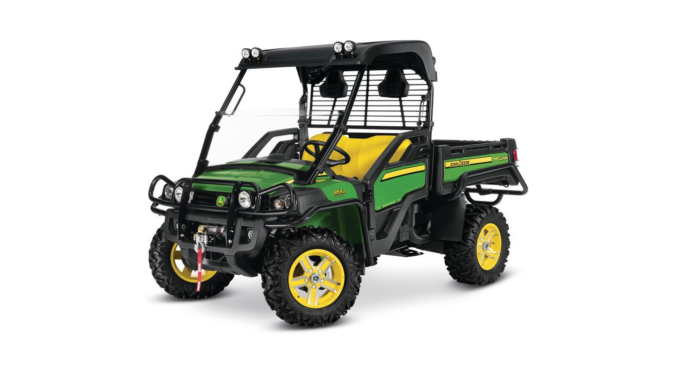John_Deere_Gator_Utility_Vehicle