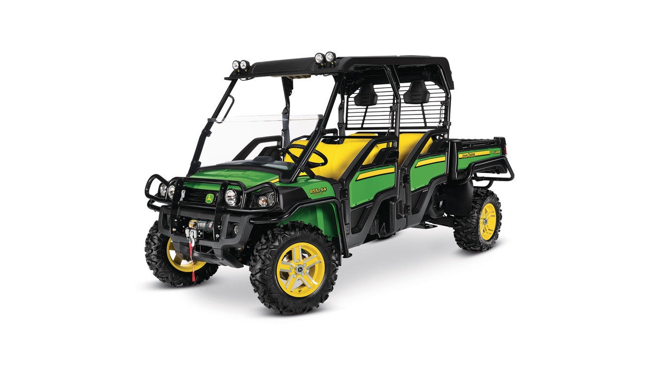 xuv855d s4 crossover utility vehicle new gator utility. Black Bedroom Furniture Sets. Home Design Ideas