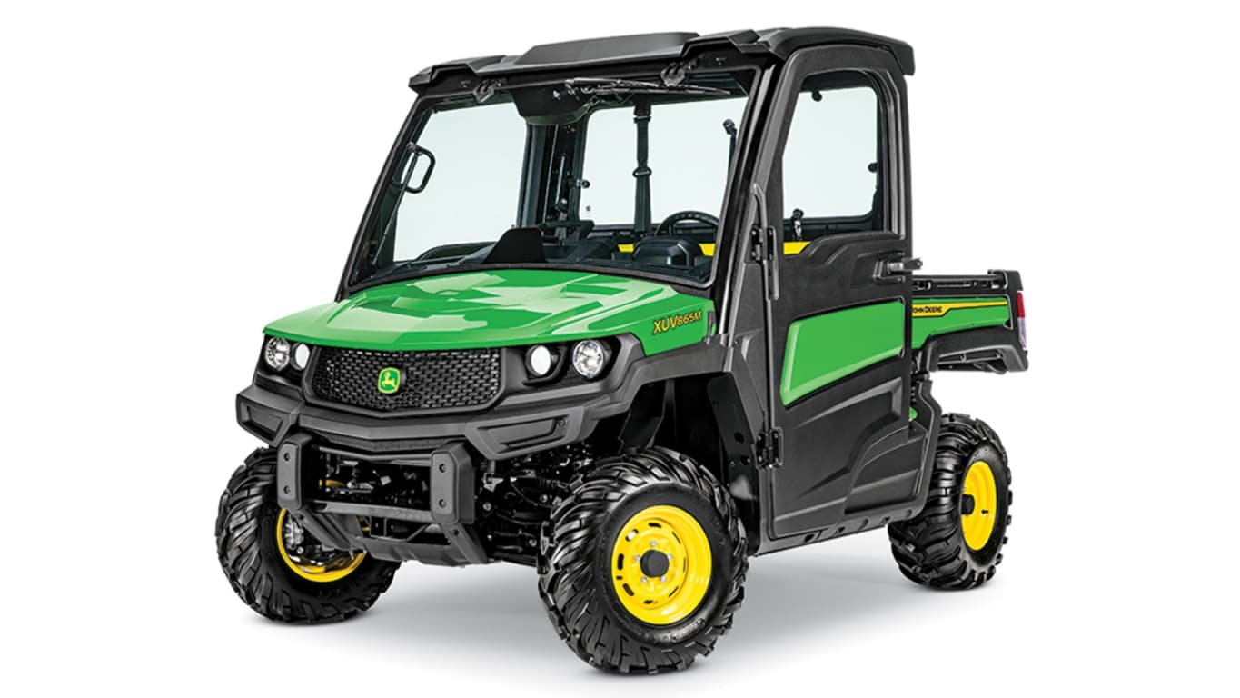 XUV865M Cab (2021) Crossover Utility Vehicle