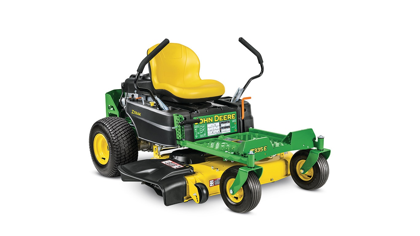 Z335E Residential ZTrak™ Mower with 42-in. Deck
