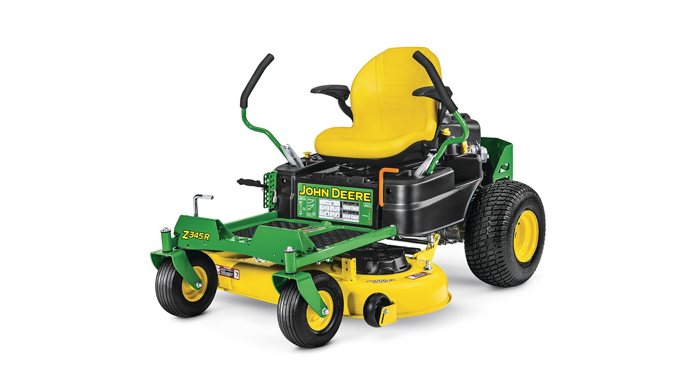 Z345R ZTrak™ Mower with 42-in. Deck