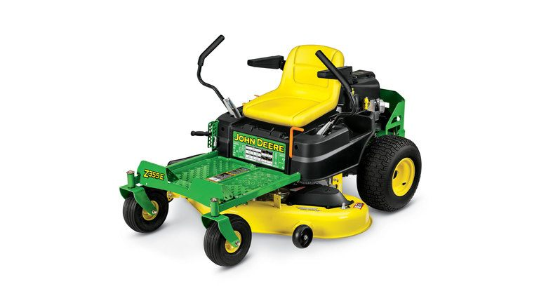 John Deere Z335e Zero Turn Mower Available At Ritchie Tractor