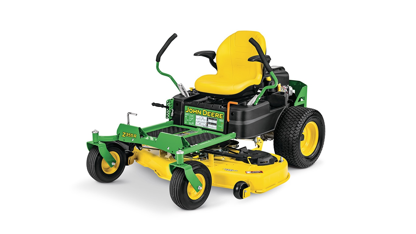 Z355R ZTrak™ Mower with 48-in. Deck