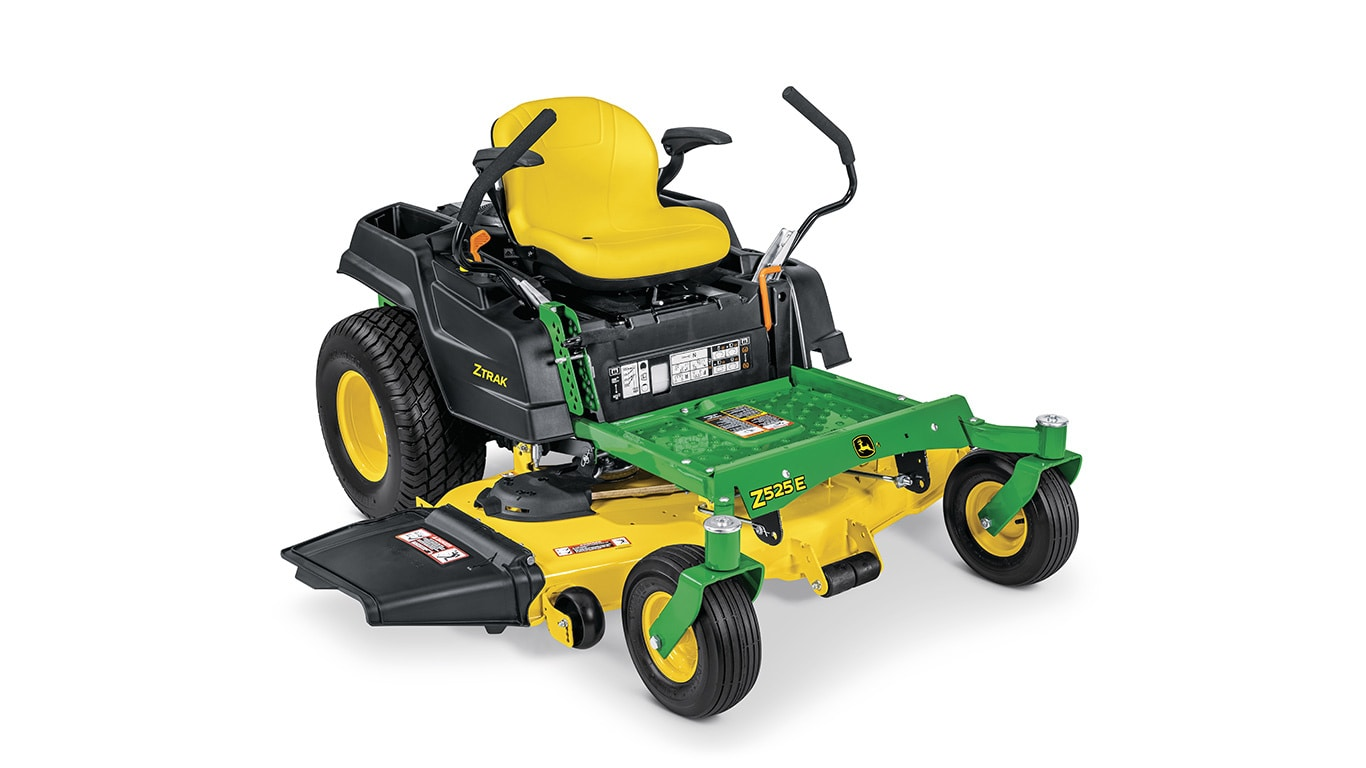 Z525E ZTrak™ Mower with 48- or 54-in. Deck