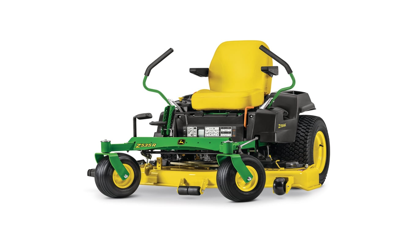 Z535R ZTrak™ Mower with 54-in  High Capacity Deck - New Zero Turn