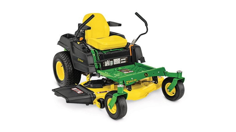 Z540M ZTrak™ Mower with 48-, 54-, or 62-in. Deck