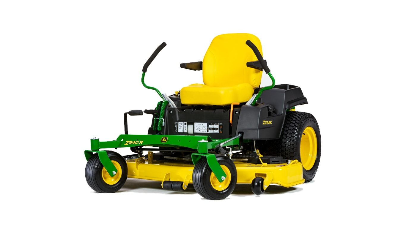 Z540R ZTrak™ Mower with 48-, 54-, or 60-in. High Capacity Deck