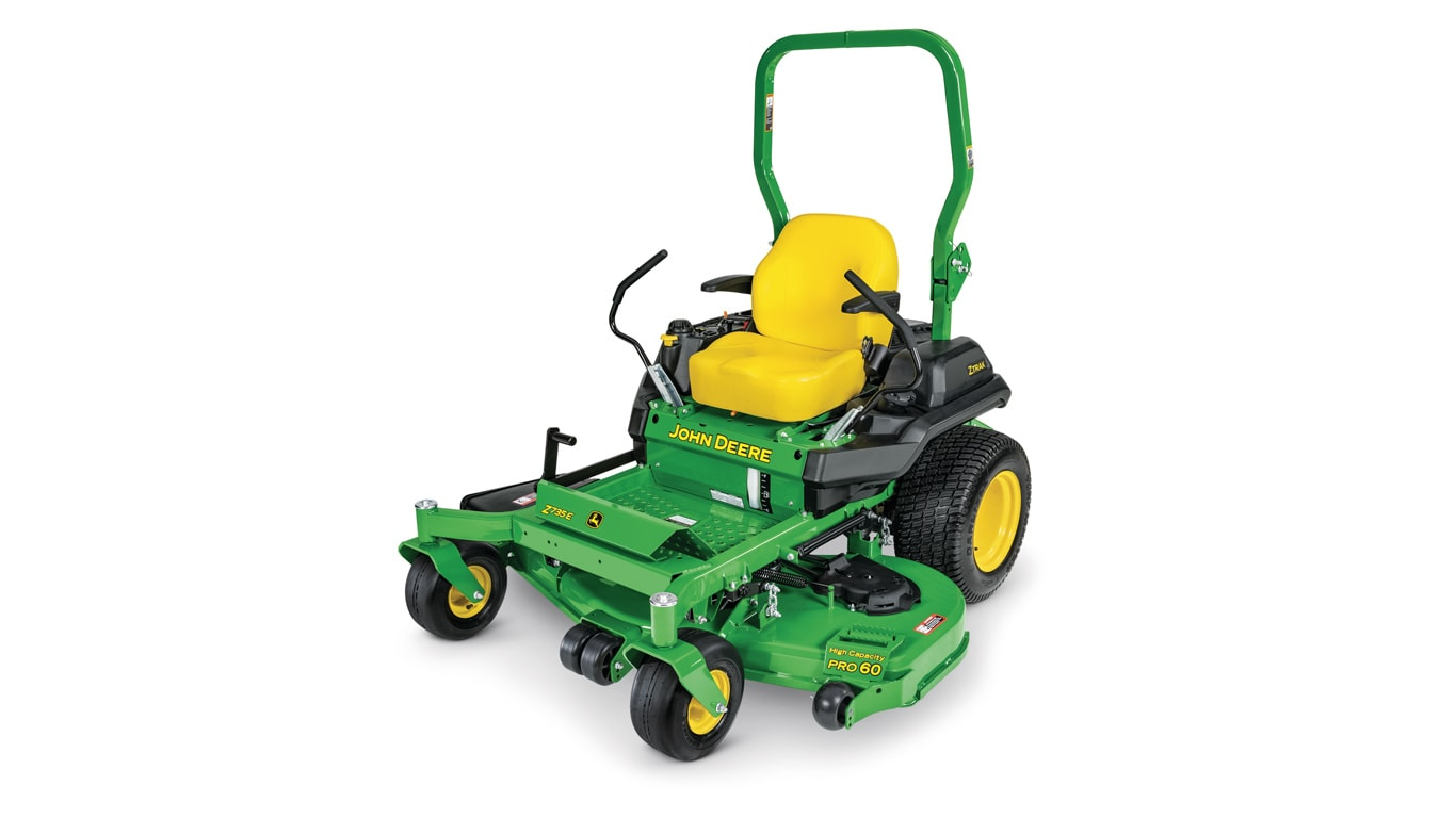 Z735E ZTrak™ Zero Turn Mower