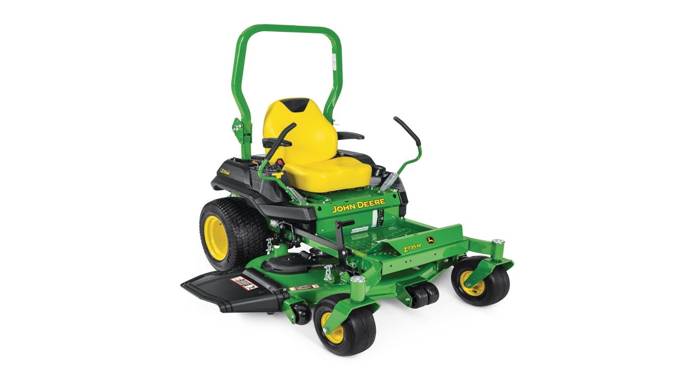 Z735M ZTrak™ Zero Turn Mower - New Z700 Zero-Turn-Radius Mowers