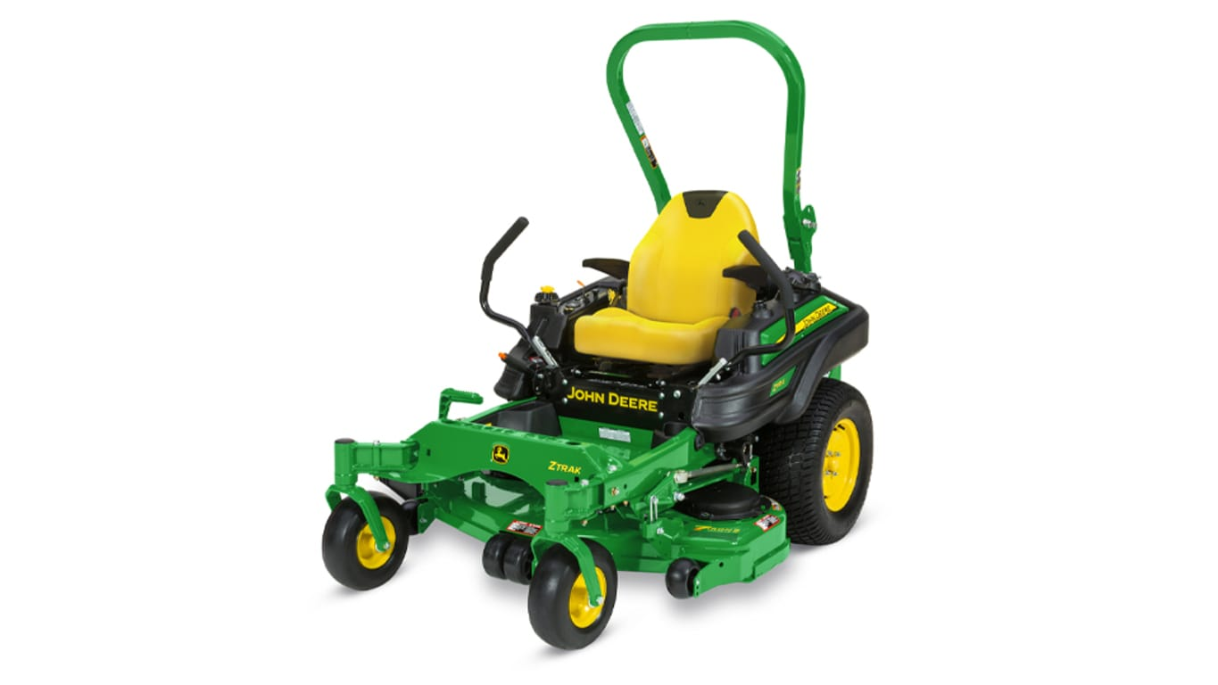 Z915e Ztrak Zero Turn Mower New Zero Turn Mowers Tri