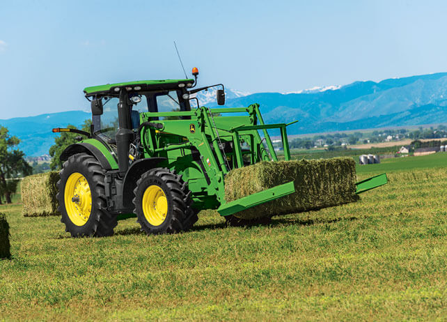 Hay Attachments