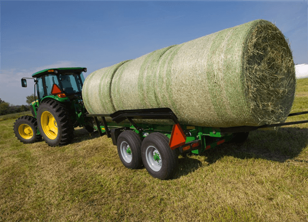 Hay + Silage Equipment