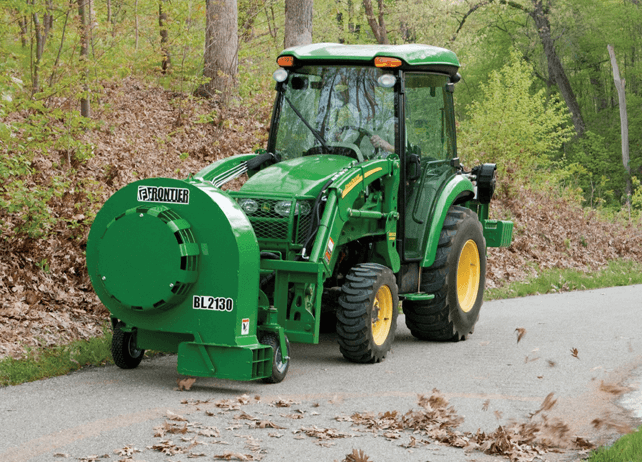 BL21 Series Loader-Mount Hydraulic Debris Blower