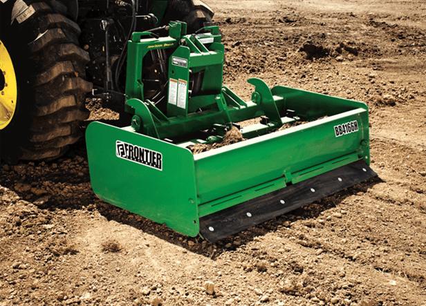 Landscape Tractor Attachments