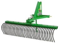 Landscape & Power Rakes