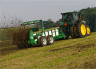 MS14H Series Manure Spreaders