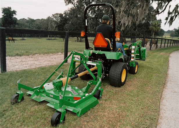 Grooming/Finish Mowers