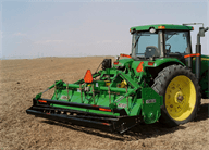 Row-Crop Rotary Tillers