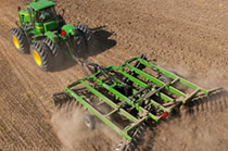Offset Disks + Disk Harrows