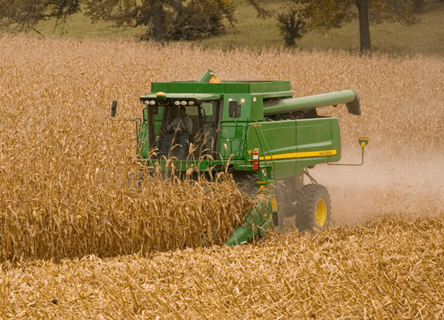 Combines & Harvesting